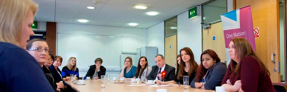 Tenants and residents meetings